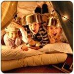 10 consejos para Acampar en Casa y en familia