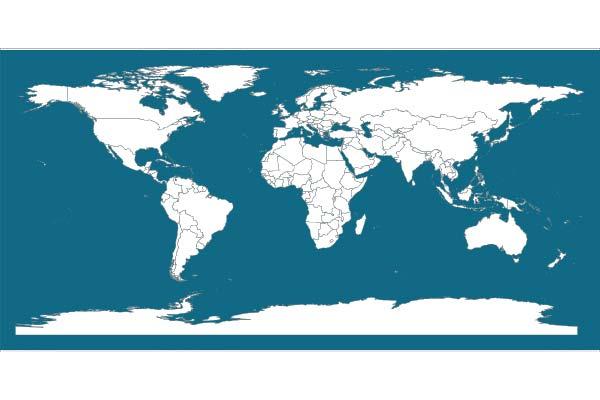 MapaMundi Vectorizado miniatura