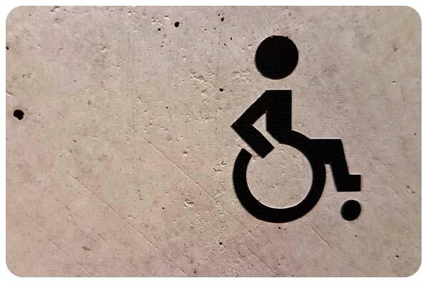 Permanecer Sano Mientras Viaja discapacitado