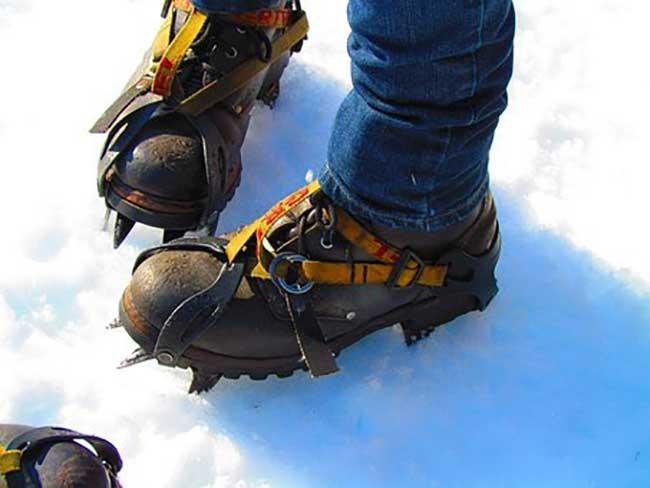 Protección térmica de tus zapatos de montaña