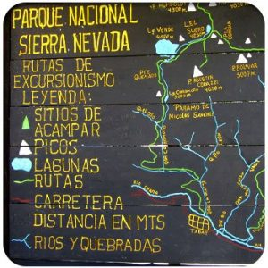 Parque Nacional Sierra Nevada – Mérida