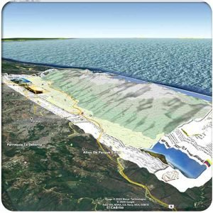 Mapa Google Earth WarairaRepano - el Ávila