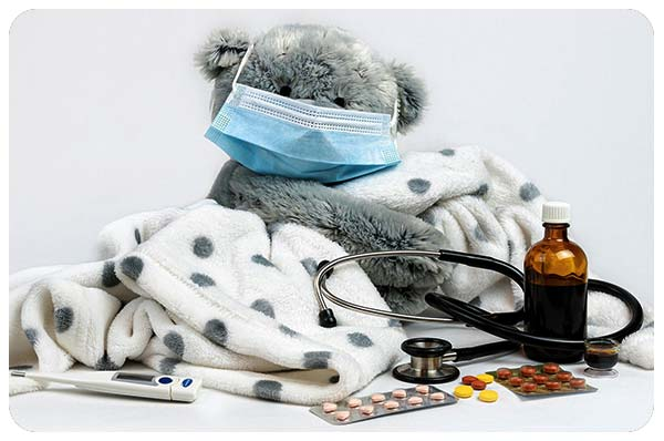 glosario medicina de viaje peluche