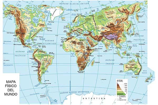 mapamundi físico 02 miniatura